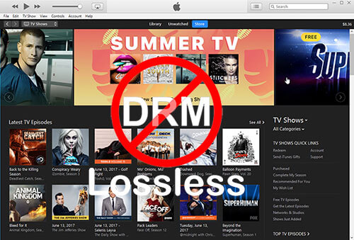 How to Remove iTunes DRM M4V Videos with Lossless Quality - Image 1