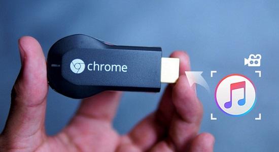 Cast iTunes M4V Movies and TV Shows via Chromecast - Image 1