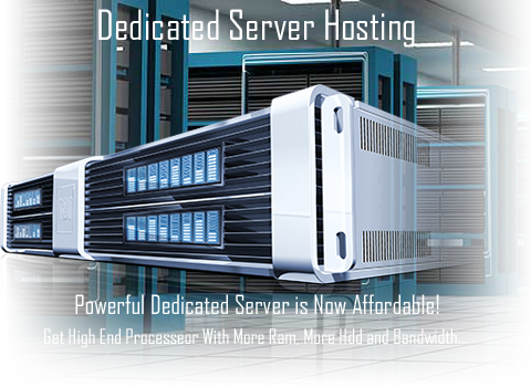Dedicated Server Hosting – Top 5 Reasons to Choose - Image 1