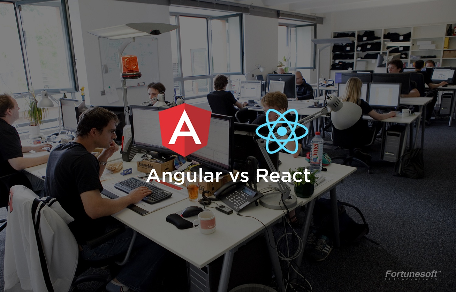 React vs Angular : Primary Differences - Image 1