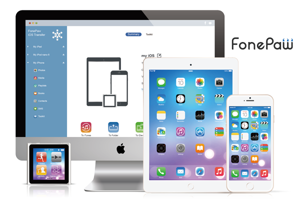 iTunes works well from PC to iPhone with FonePaw iOS Transfer - Image 1