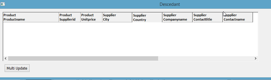 Multitable Update using PowerBuilder Datawindow - Image 3