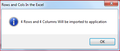 Import Data From Excel to Datawindow in PowerBuilder - Image 3
