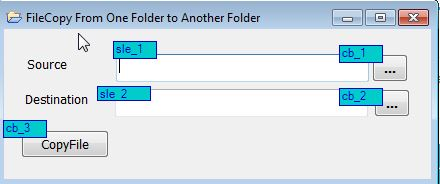 Copy A file from one Directory to another Directory in Powerbuilder - Image 1