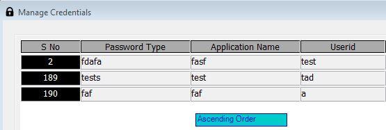 Sort Datawindow on clicking the Datawindow Header in PowerBuilder - Image 2