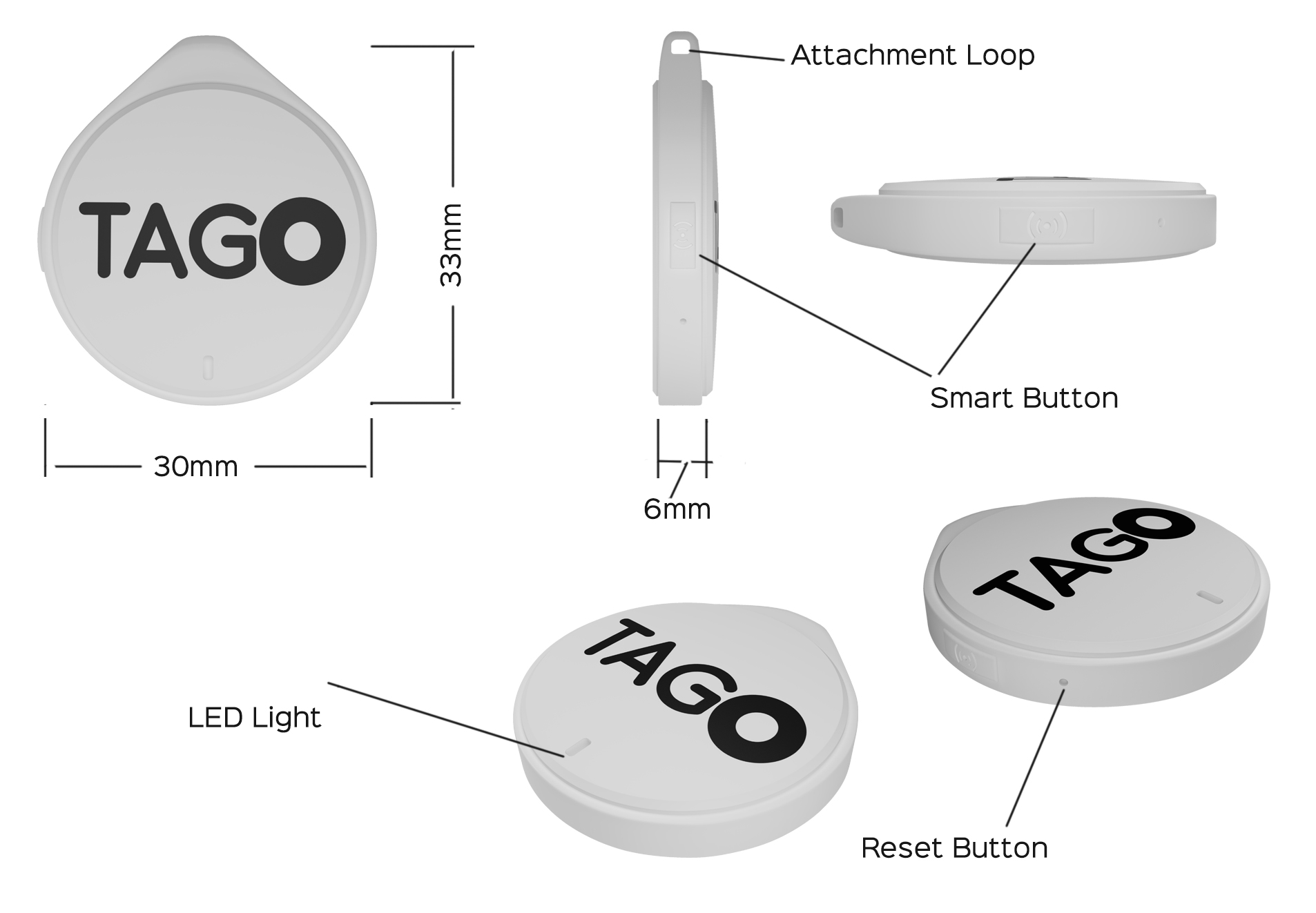 Tago: A Smart Anti-Lost Device - Image 1