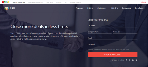 Top 10 Free CRM Software for Small and Mid-Sized Businesses - Image 3
