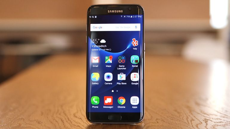 How to Unlock Your Samsung Galaxy S7 Edge - Image 1