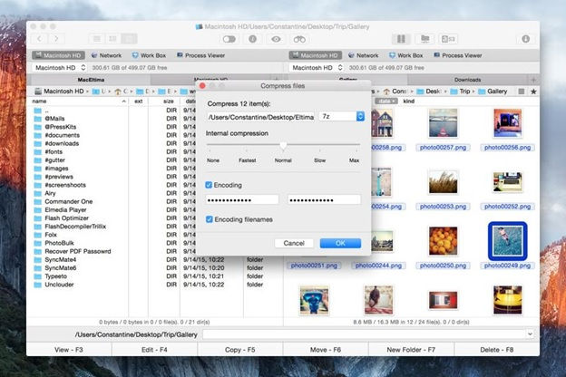 Commander One Review: Archive Data on Mac - Image 1