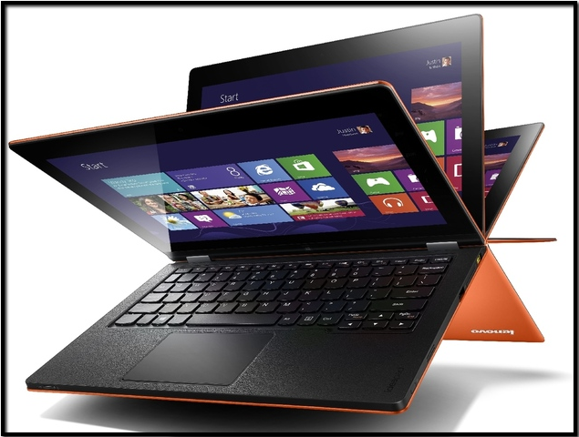 A Lenovo IdeaPad Yoga 13 Mini-Review - Image 1