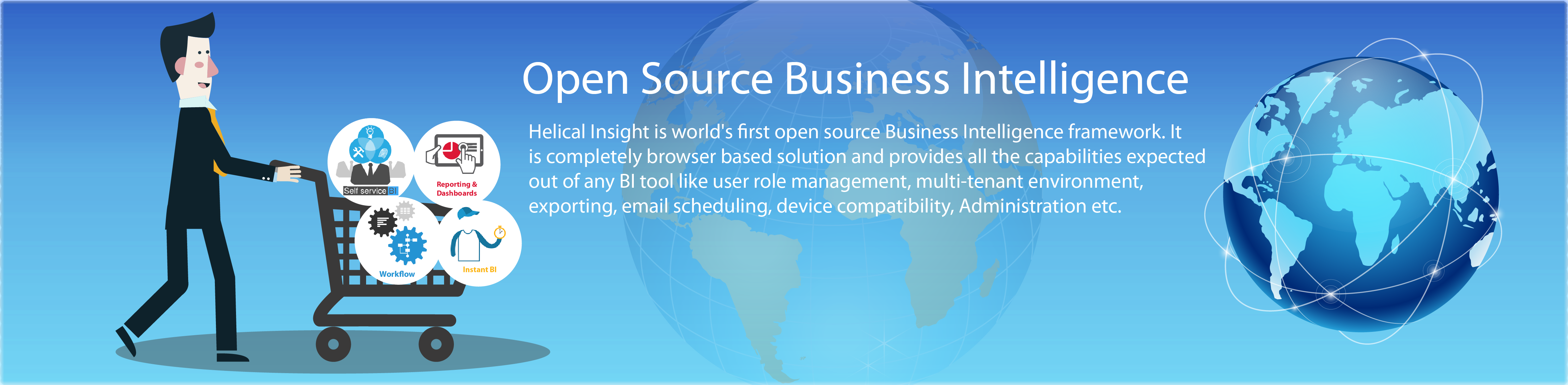 Open Source Business Intelligence - Image 1