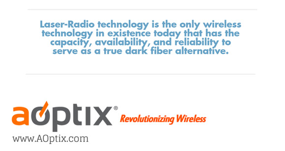 Benefits of Laser-Radio Vs. Fiber - Image 5
