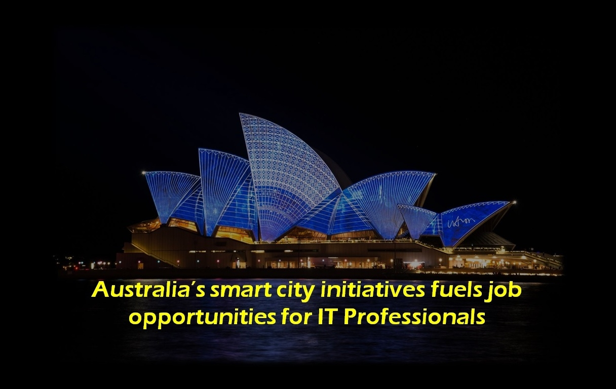 Australia's Smart City Initiative fuels job opportunities for IT Professionals - Image 1