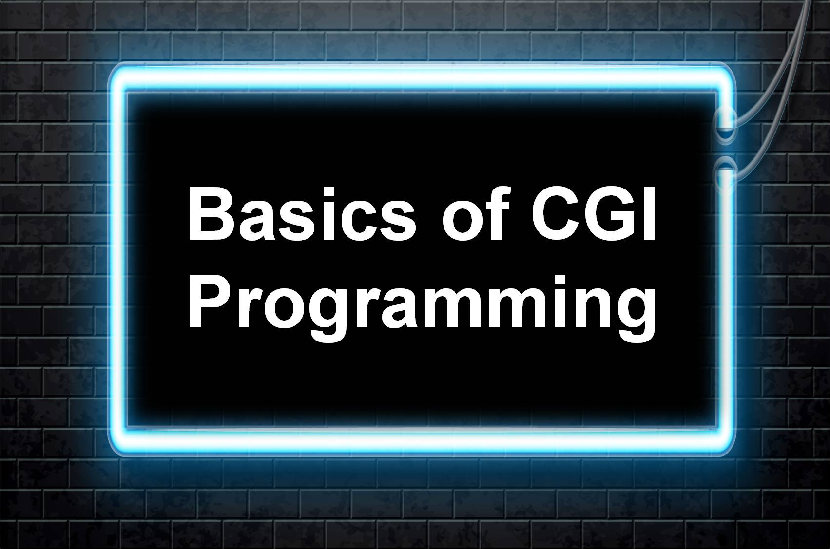 CGI for Programmers - Image 1
