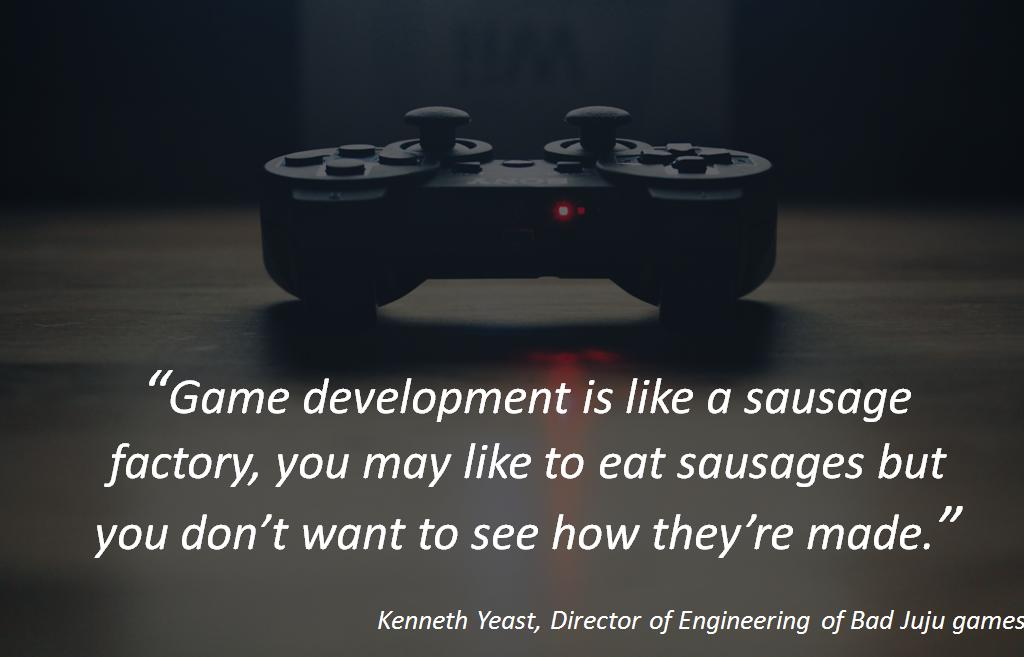A video game programmer: Not all fun and games - Image 1