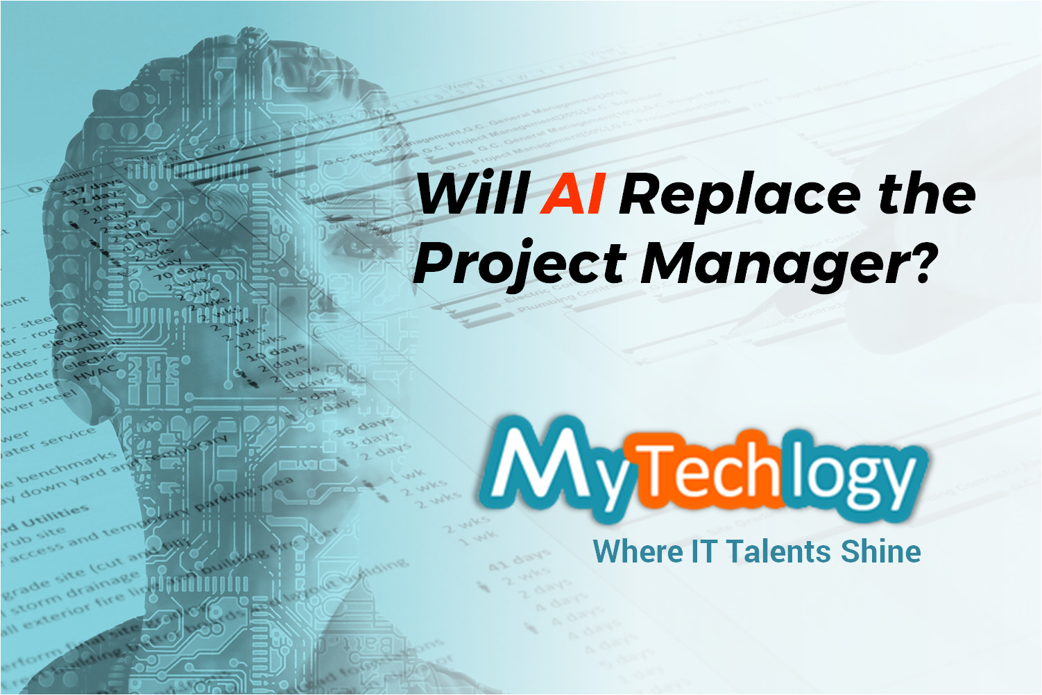 Will Artificial Intelligence replace the Project Manager? - Image 1