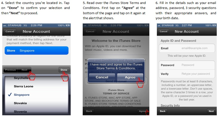 how to download songs from apple store