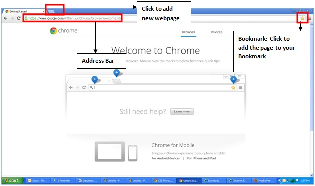 Basic Tutorial - Web Browsers and Search Engine- Google Search & Usage - Image 4