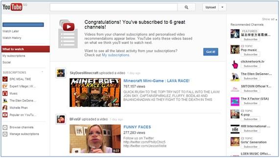 Basic guide to using YouTube - Image 10