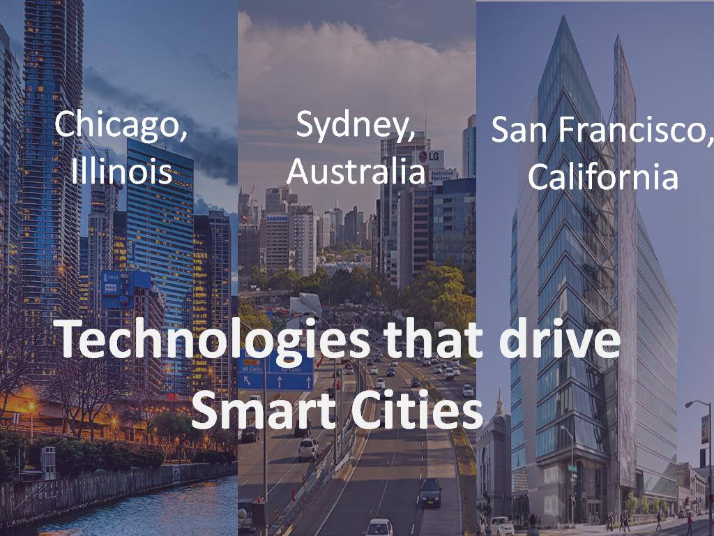 Technologies that drive smart cities - Image 1