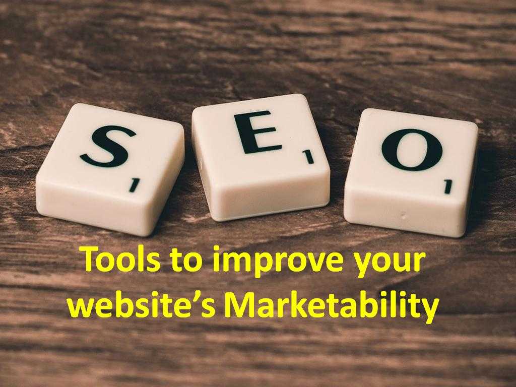 SEO tools to improve your website's marketability  - Image 1