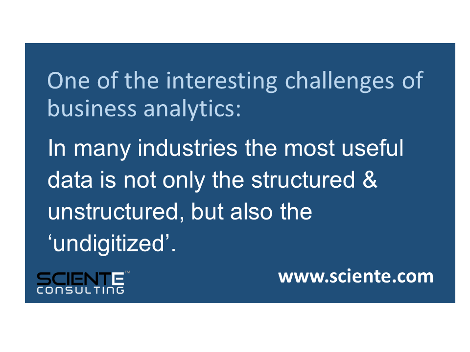 8 key challenges Businesses face when implementing Business Analytics in their organization. - Image 4