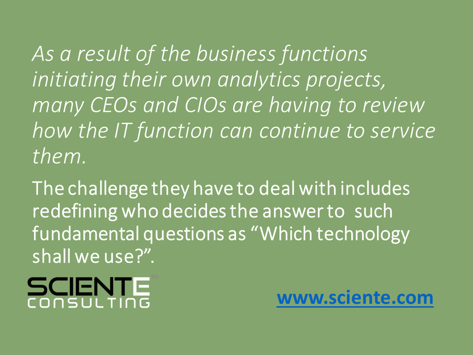 8 key challenges Businesses face when implementing Business Analytics in their organization. - Image 7
