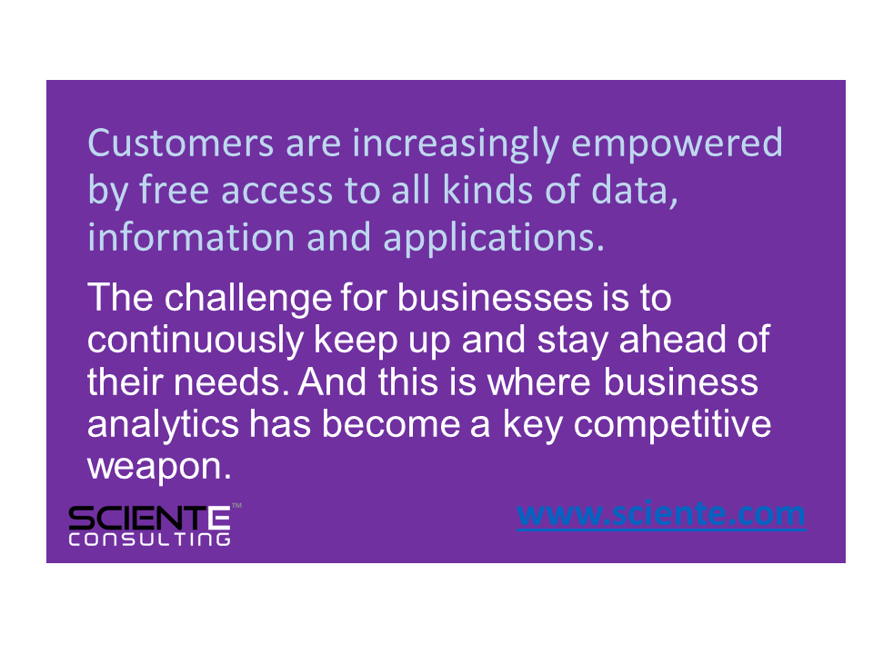 8 key challenges Businesses face when implementing Business Analytics in their organization. - Image 8