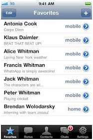 How to use Whatsapp on an iPhone - Image 5