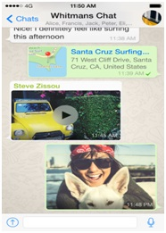 How to use Whatsapp on an iPhone - Image 6