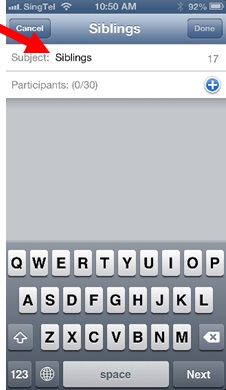 How to use Whatsapp on an iPhone - Image 14