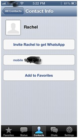 How to use Whatsapp on an iPhone - Image 16