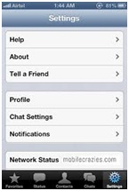 How to use Whatsapp on an iPhone - Image 18