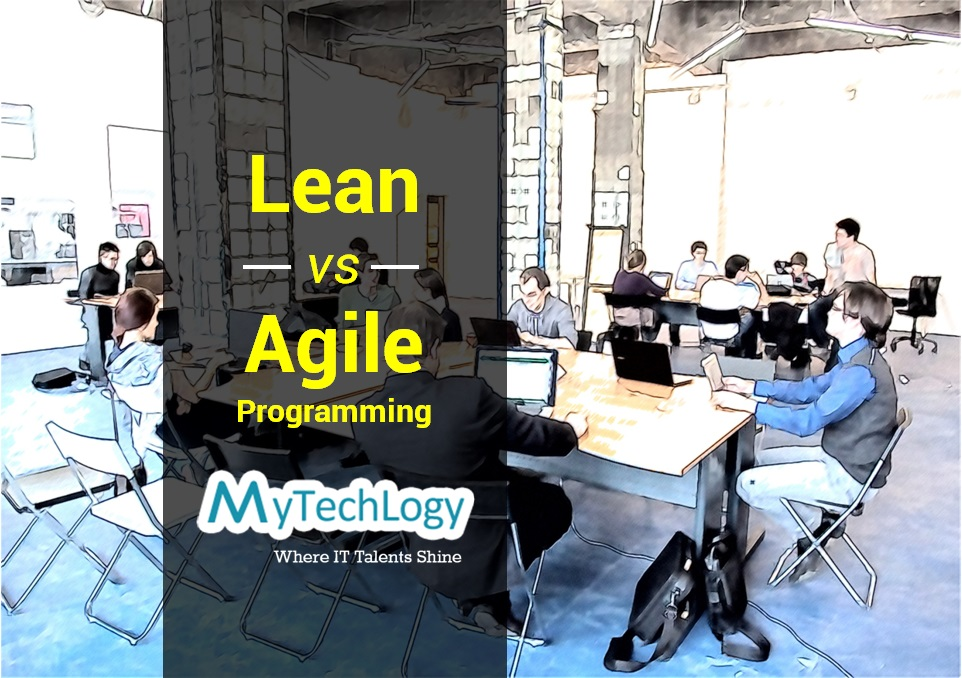 Lean vs Agile Programming - Image 1