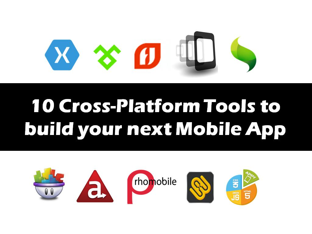 10 cross-platform development tools to build your next mobile app - Image 1