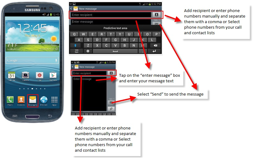 How to use a Samsung Android Phone - Image 15
