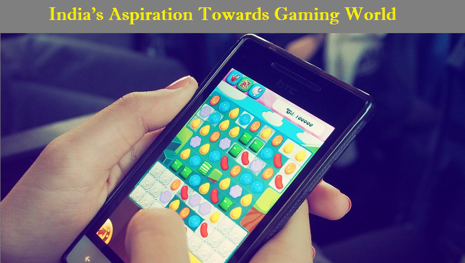 India's Aspiration Towards Gaming World - Image 1