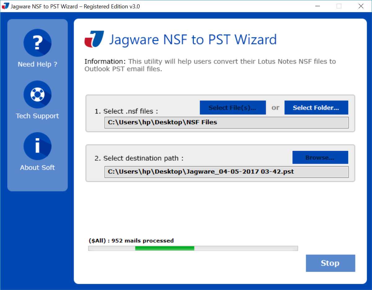 How To Open NSF File in MS Outlook? - Image 2