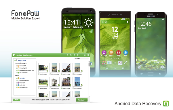 How to recover Messages from Android Phone to Computer - Image 1