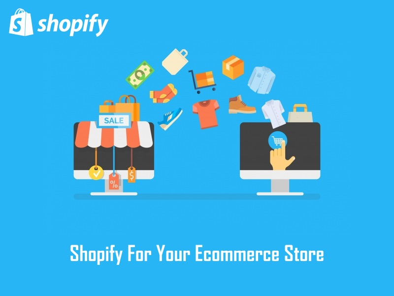 Look No Further Than Shopify For Your Ecommerce Store! - Image 1