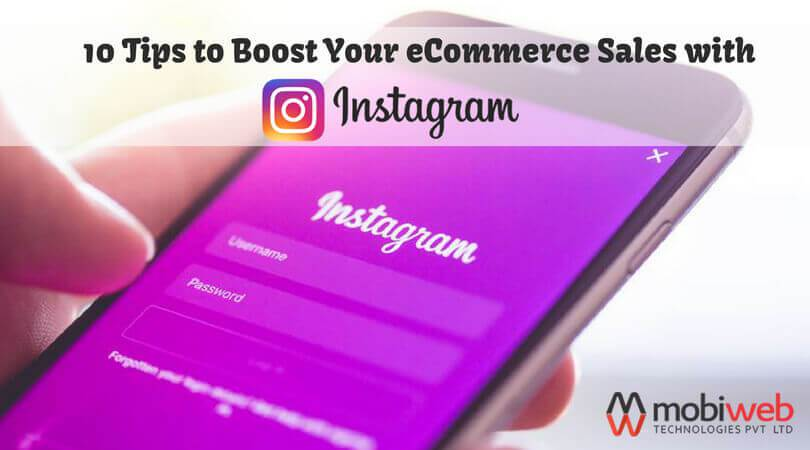 10 Tips to Boost your Ecommerce sales with Instagram - Image 1
