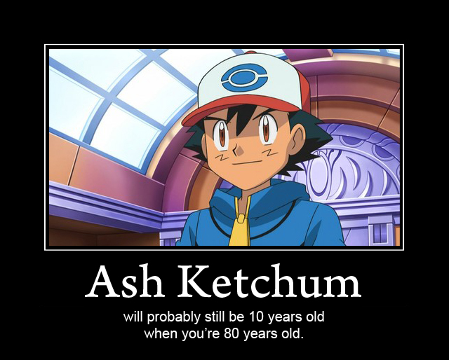 The Never Ending Question - Why Is It that Ash Ketchum has never aged? - Image 1
