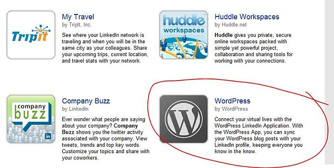 7 Steps for Connect WP Blog and LinkedIn - Image 2