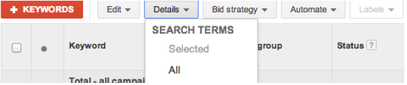 4 Ways to Identify Long Tail Keywords on Google AdWords - Image 3