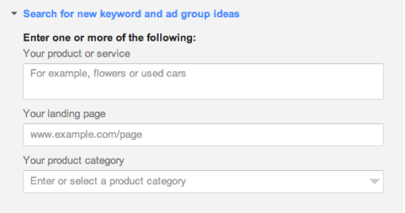 4 Ways to Identify Long Tail Keywords on Google AdWords - Image 4