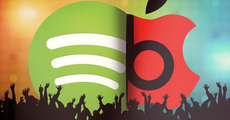 Apple Music VS Spotify - Image 1