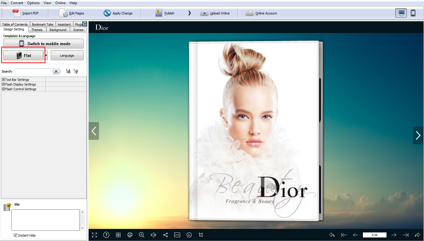 AnyFlip--the New Powerful Digital Flipbook Creator for the Publishers - Image 3