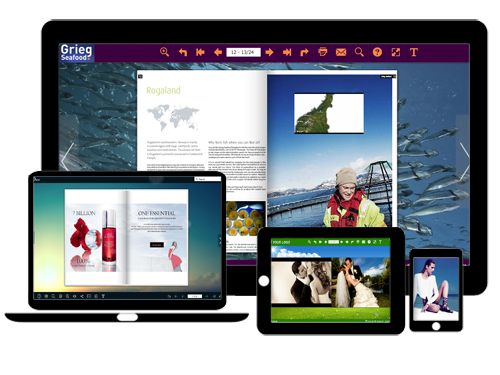 AnyFlip--the New Powerful Digital Flipbook Creator for the Publishers - Image 6