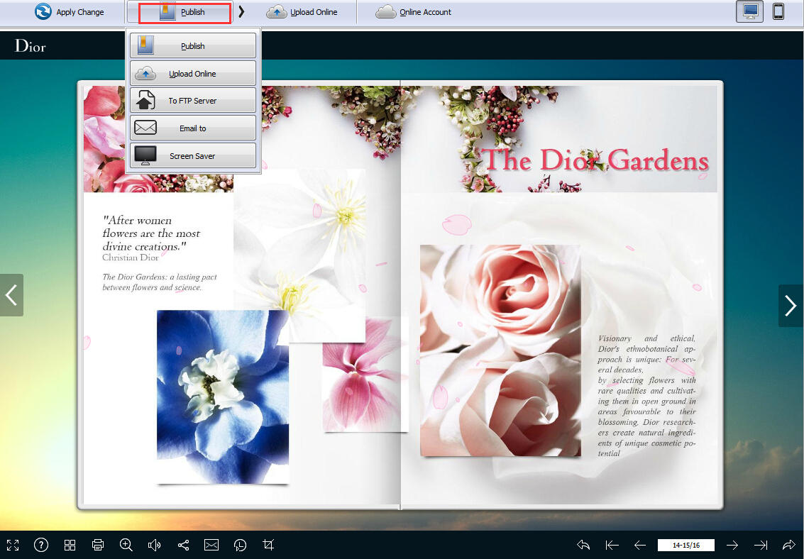 AnyFlip--the New Powerful Digital Flipbook Creator for the Publishers - Image 7