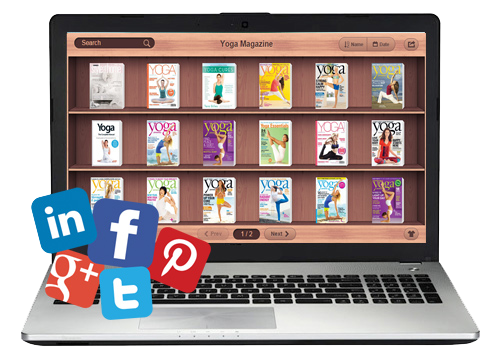 AnyFlip--the New Powerful Digital Flipbook Creator for the Publishers - Image 9